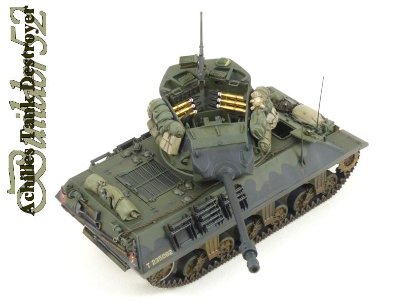 Achilles Tank Destroyer - Academy-Italeri + RB Model + set Blast 1/35 587319P1040532