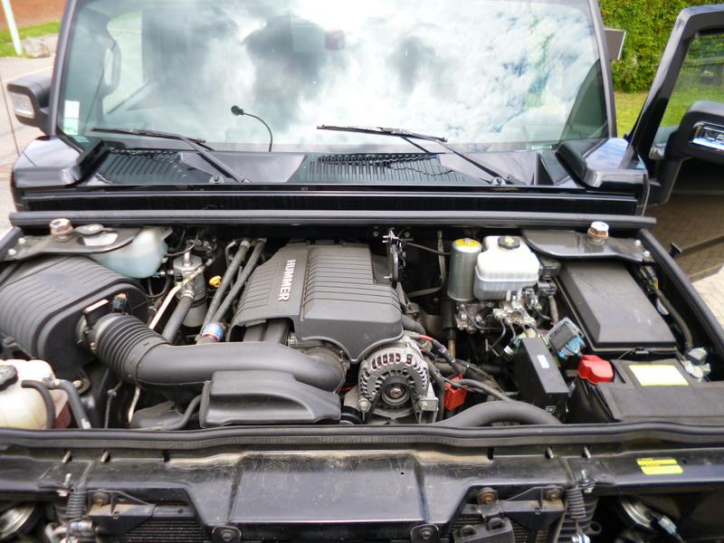 HUMMER H2 V8 6,2L Luxury 2008  (RUN) 587529P1040104