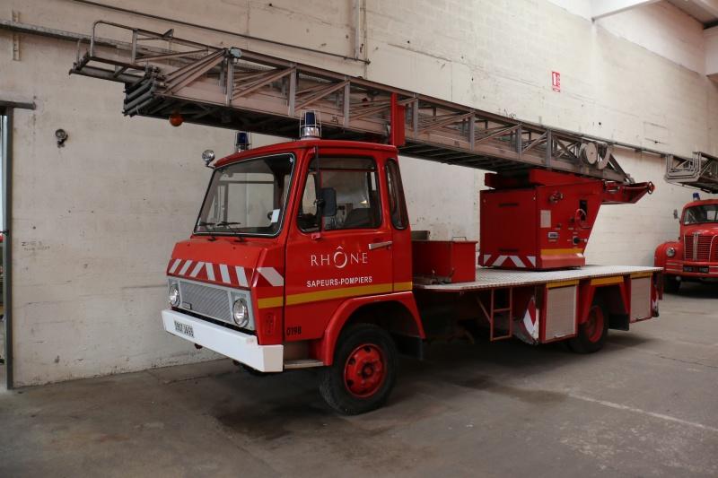 Des camions à gogo....Musée des sapeurs pompiers de Lyon 587656IMG6680