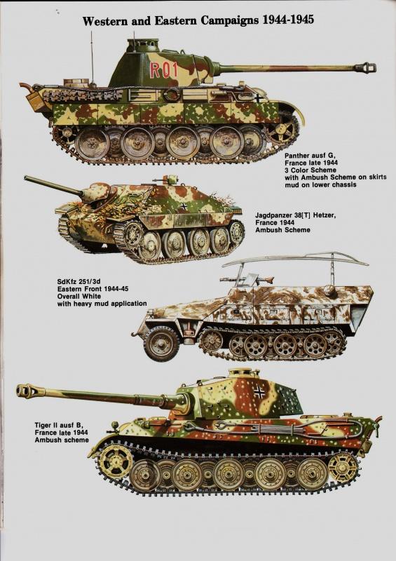 "tiger - king tiger + chenille fruill + photodecoupe eduard +figurine royal model ""  587677IMG0001Copier"