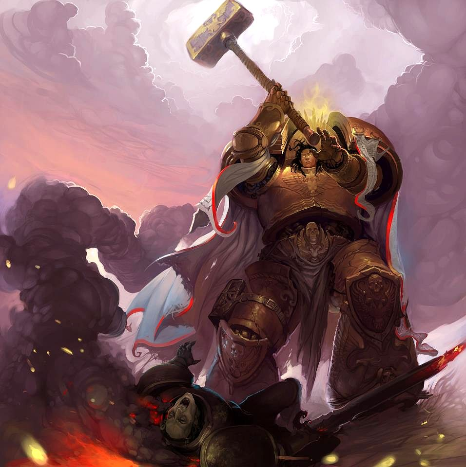 [Fluff] L'Empereur-Dieu de l'Humanité - Page 4 588039aaaemperor