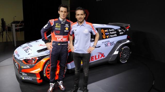 Hyundai Motorsport présente la nouvelle i20 WRC et son team 588147IMG20151209130858