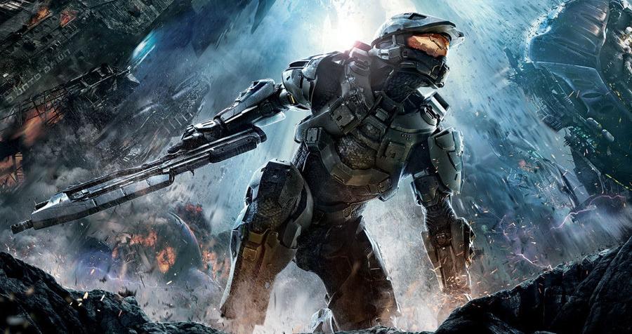 L'univers d'Halo, Sa présentation et qu'est ce qu'un Spartan? 588335halo4
