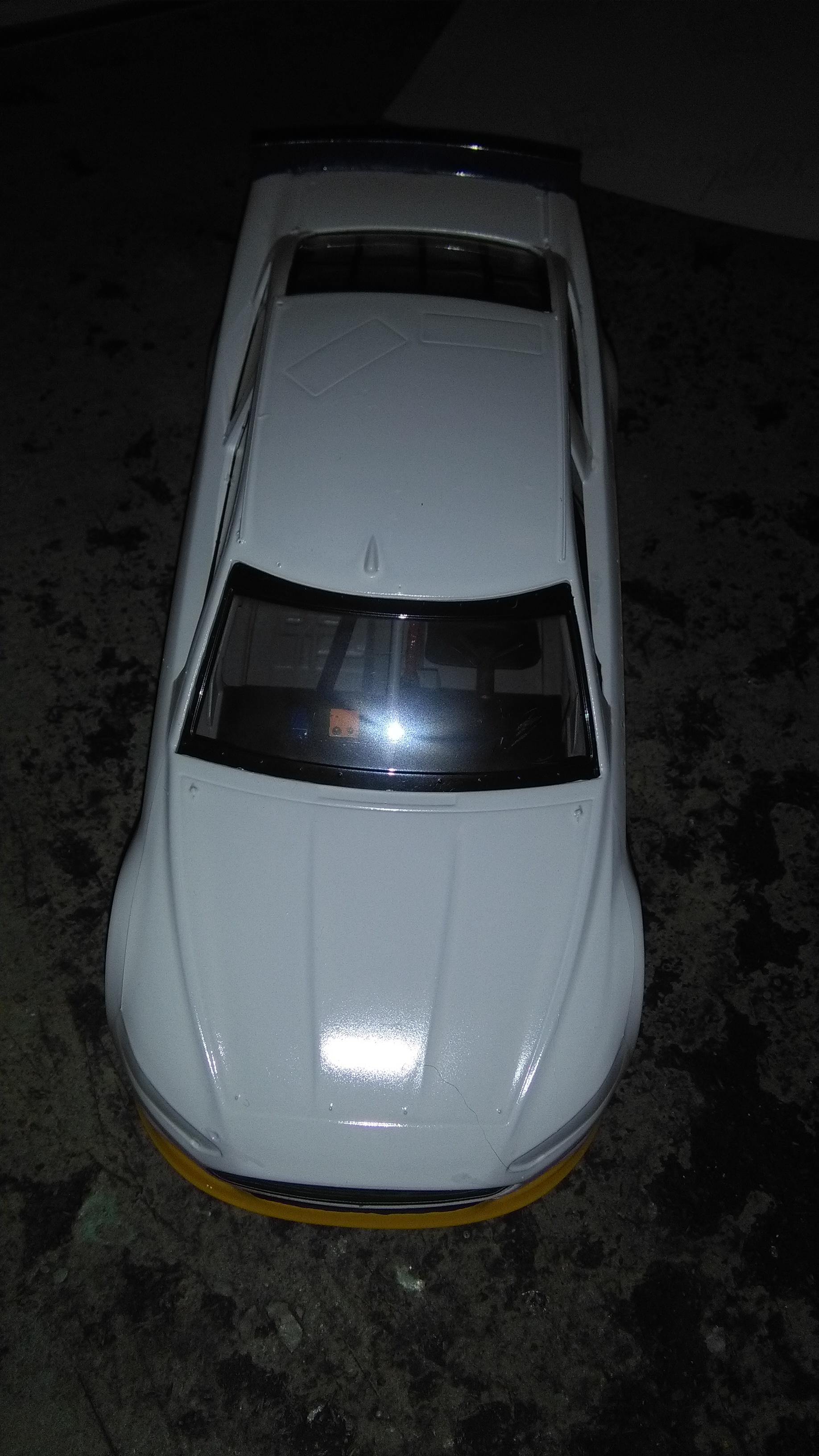Ford Fusion Penskee 2014 #2 Brad K. Miller Lite - CHASE Version 588596F2013213