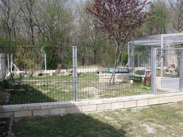 Recherche idées pour construire un enclos en parpaing 588814932