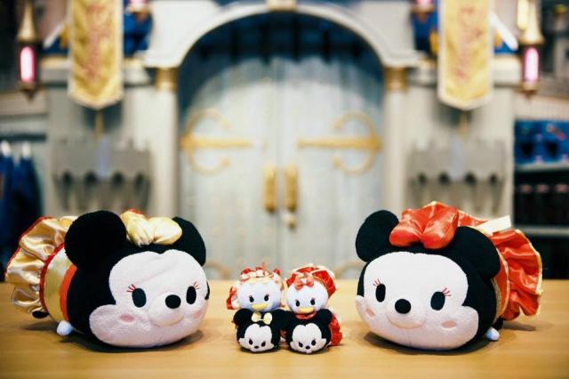 [Shanghai Disney Resort] Le Resort en général - le coin des petites infos  589608w120