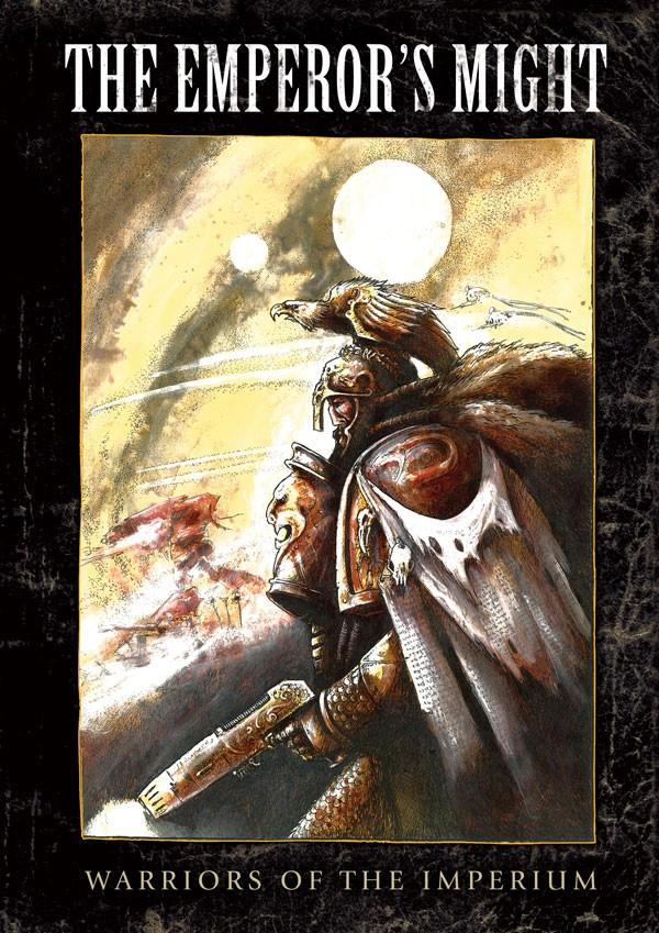 La Puissance de l'Empereur / The Emperor's Might [Artbook] 590083EmperorsMight