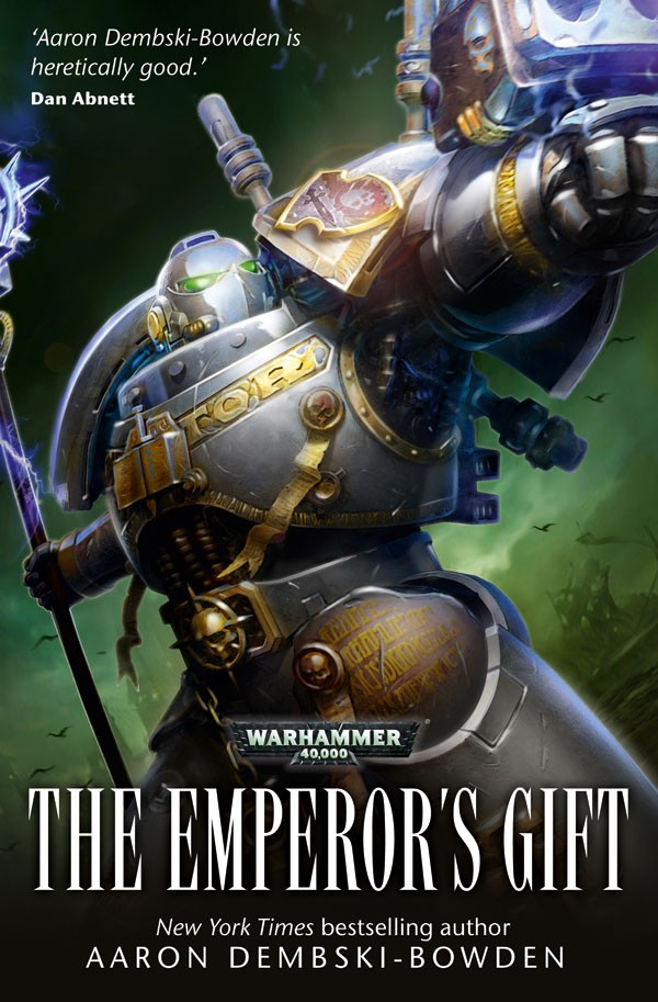 Programme des publications The Black Library 2011 / 2012 / 2013 - UK - Page 5 590141EmperorsGift