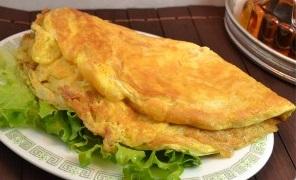 Omelette soufflee aux crevettes   590291112largedefault