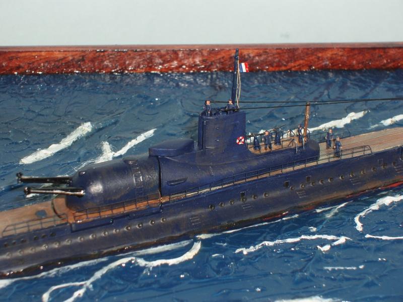 Le sous-marin Surcouf en 1938 . 590682dio031