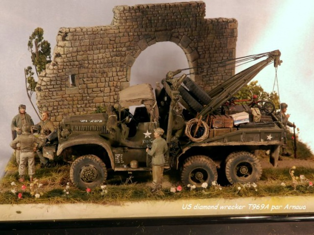 US Diamond T969A wrecker (Mirror Models 1/35) - Page 5 590883P2070145