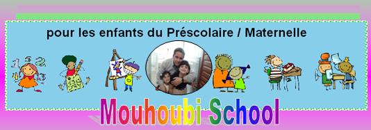 prescolaire choisis par Mouhoubi