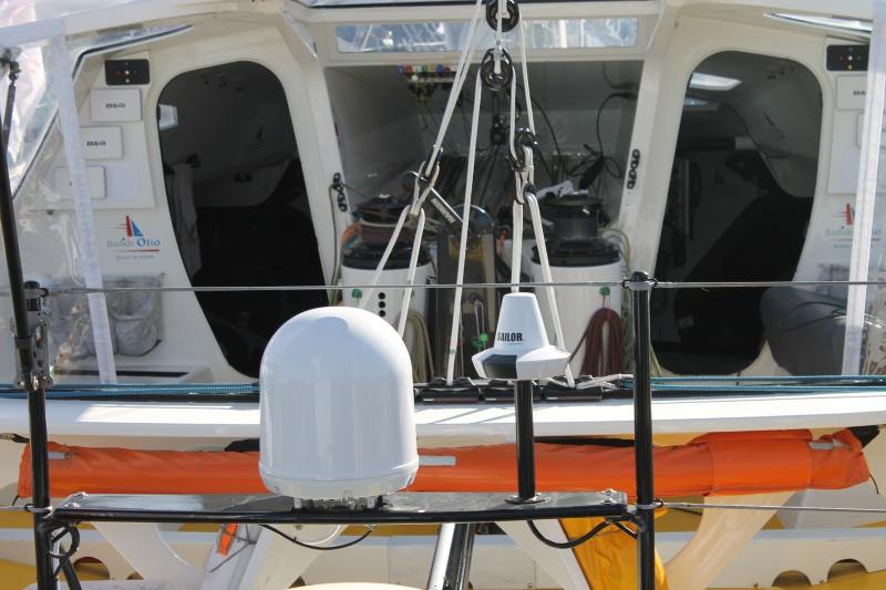 Visite du village et du ponton du Vendée Globe le 25/10/16 592630IMG4558