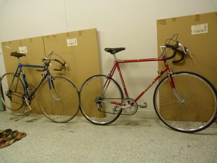 GITANE tour de france 1975 ? en vélotaf 593033P1020743