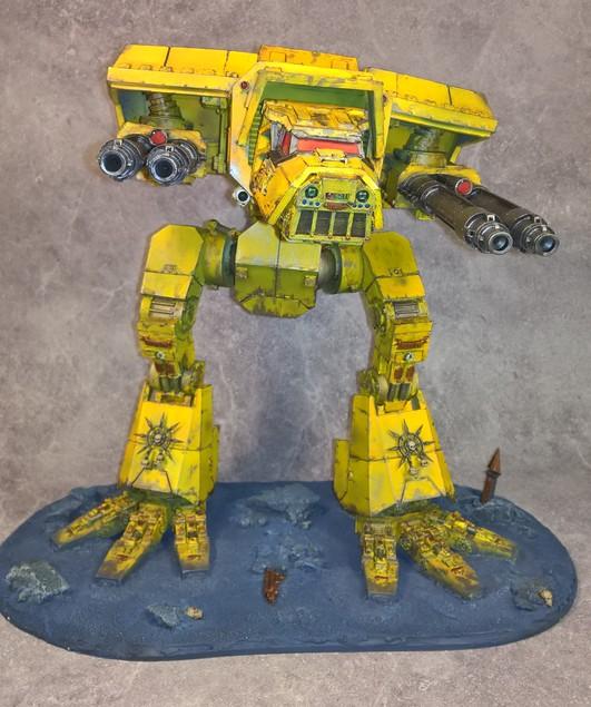Lupus Rex : Titan bi-polaire ! 593249LupusRexChaos1