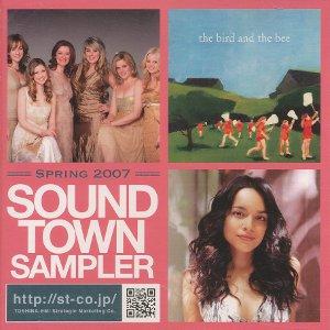 Compilations incluant des chansons de Libera 593389SoundTownSamplerSpring2007300