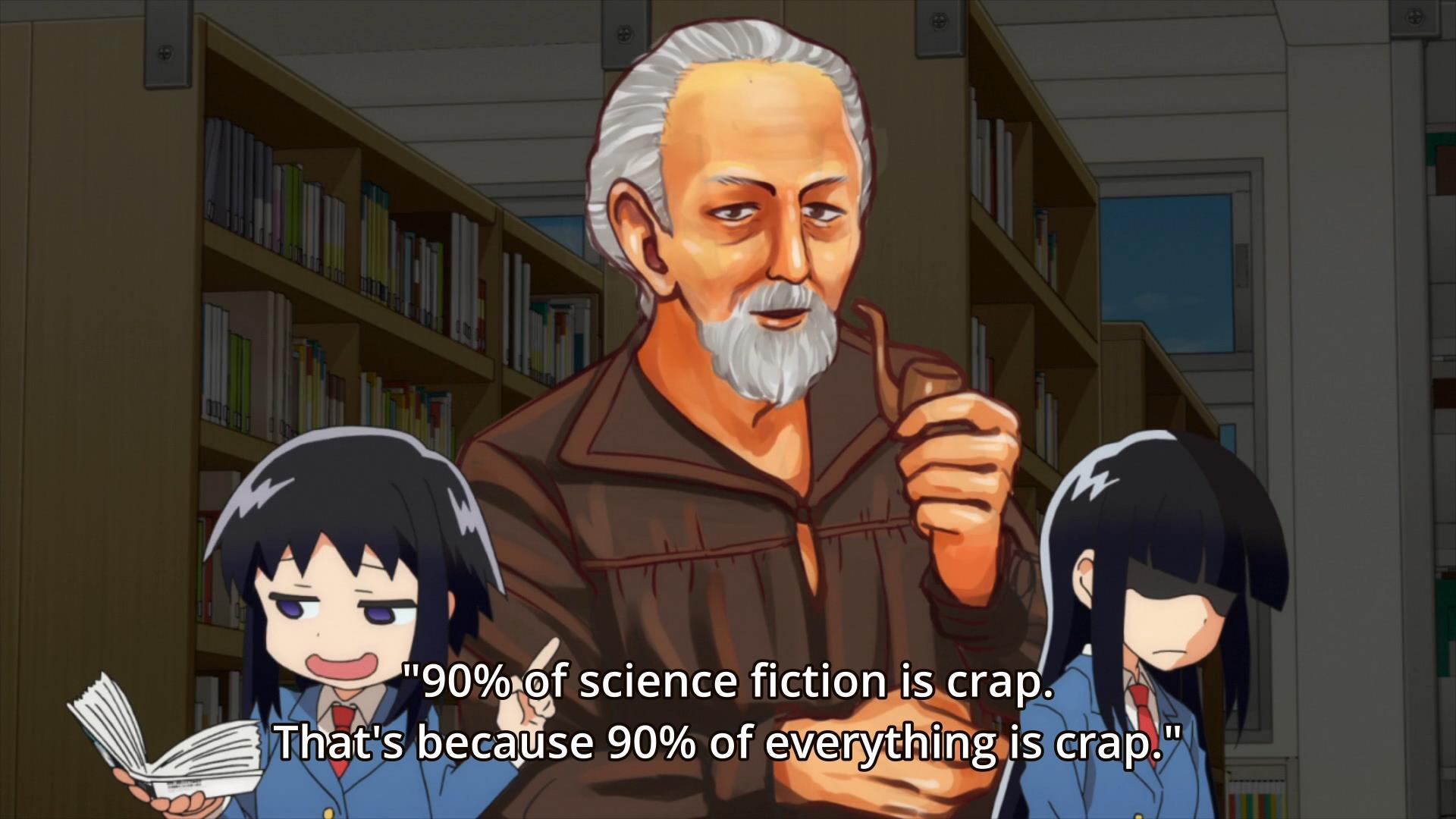 [2.0] Caméos et clins d'oeil dans les anime et mangas!  - Page 9 593468HorribleSubsBernardJouIwaku021080pmkvsnapshot022920161013202340