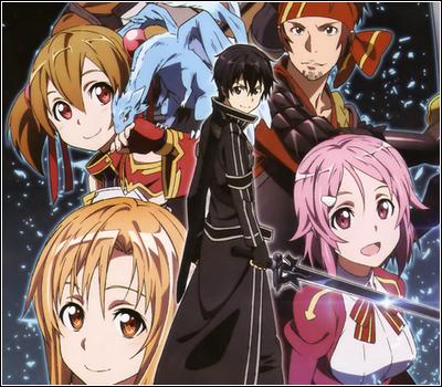 Sword Art Online [Anime - En cours] 594548SOA