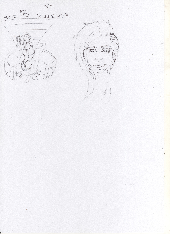 J'aimerais colorer une line propre avec du crayon aquarellable sec pour m'entraîner [noony4] 594769okiok001