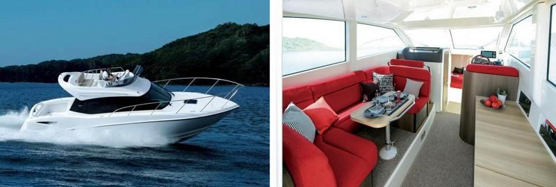 Toyota lance un nouveau bateau de plaisance, le Ponam-31 595092ponam