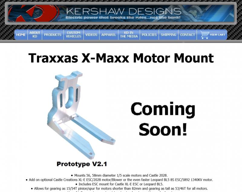 Kershaw Designs planche sur le 8S  595196Capture