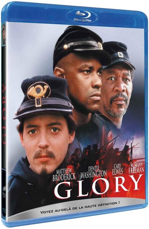 [DVD/Blu-ray]Gettysburg / Gods and Generals / Glory 596546Glory