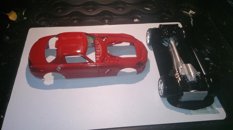 Voiture Mercedes-Benz SLS AMG  596684DSC0047