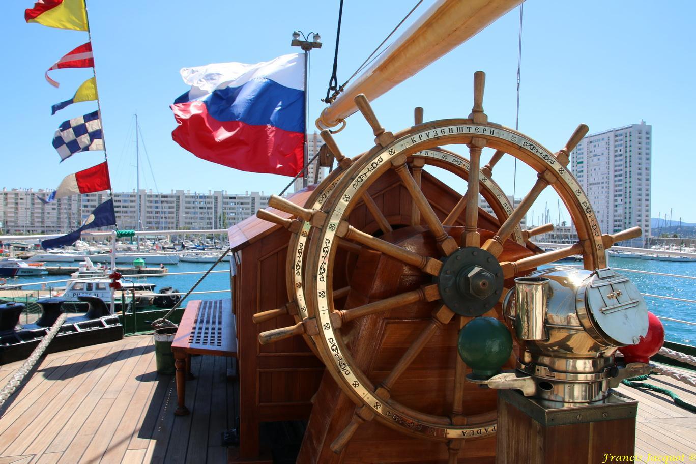 [ Marine à voile ] Voilier Russe KRUZENSTERN 5966926026