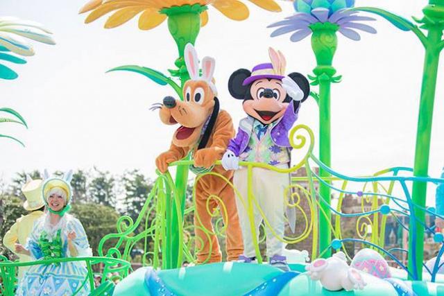[Tokyo Disneyland] Nouvelle parade : Hippiti-Hoppiti Spring Time (du 2 avril au 23 juin 2014) 596960ep1