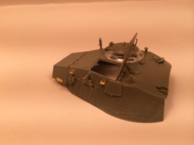 M24 Chaffee light tank, AFV Club 1/35 597301IMG35691