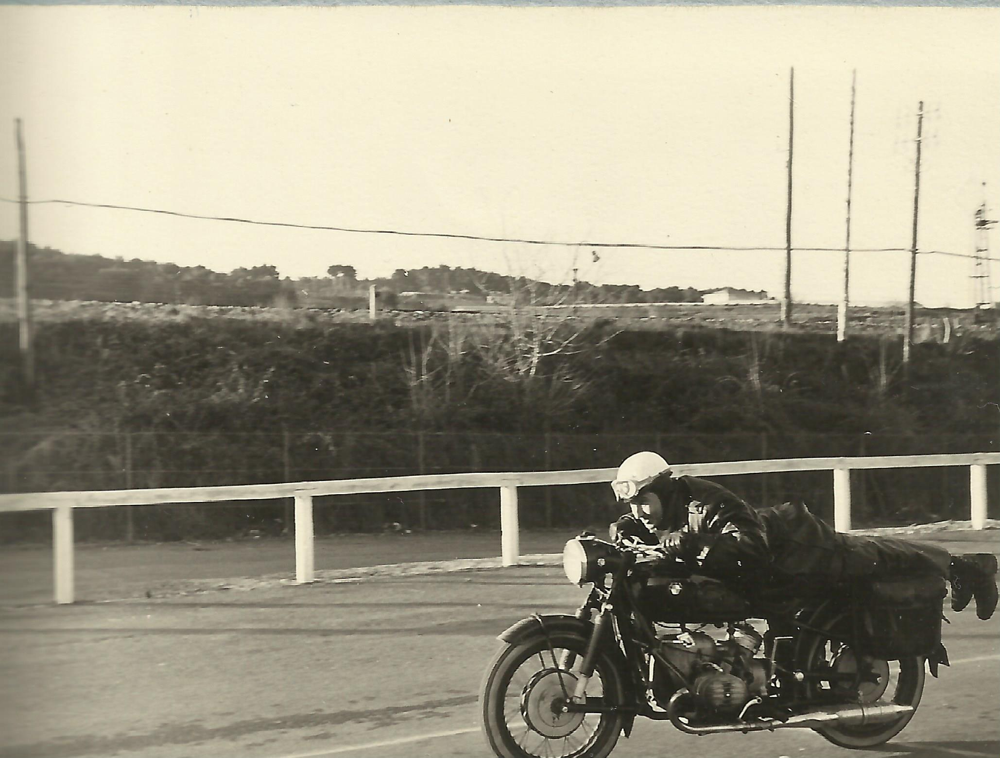 Photos Gendarmerie, BMO de Hyeres  années 1960 597420BMO006