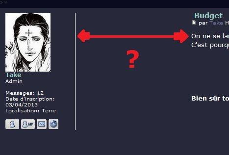 Probleme CSS: Marge entre profil et message ! 597439001