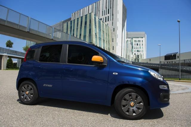 Commercialisation de la nouvelle Fiat Panda K-Way® 597487FiatPandaKWay5
