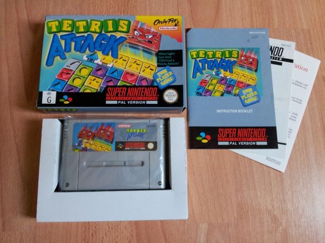 Prupru's Collection ! 100% Super Nintendo et 200% Super Comboy !! - Page 2 597731TetrisAttackAUS