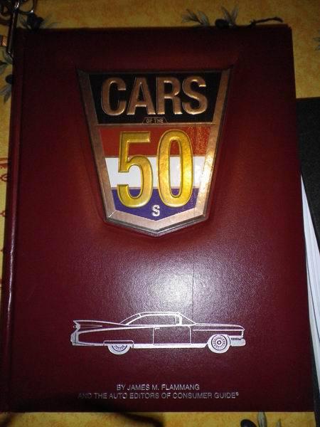 livres 2 * us car ,truck ,moto et  cinema 599036RedimensionnementdeCars50s1