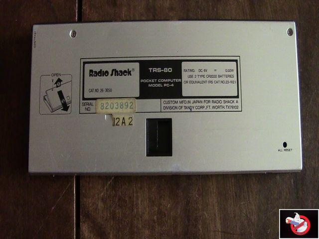 Radio Shack TRS-80 et Cassette Interface 59968206