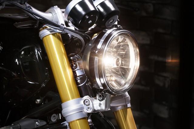BMW Motorrad : accessoires « Machined » pour les BMW R NineT. 599845P90245872highResbmwrninetxroland