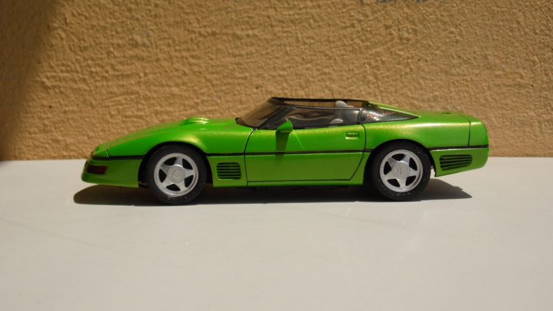 Corvette Callaway speedster Monogram. 599845SAM7885