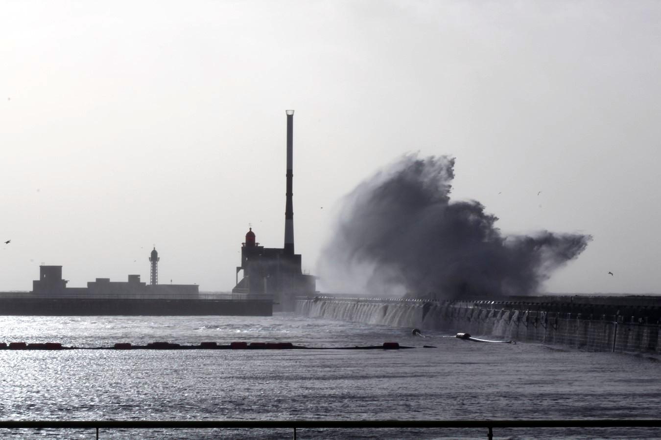 Tempête ELEANOR au Havre  03 01 2018 600216076Copier