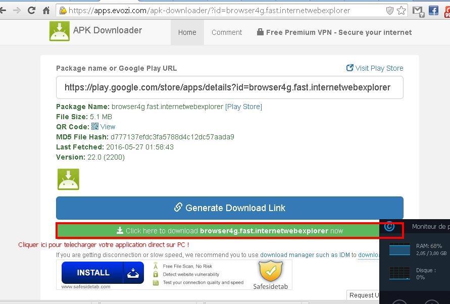Telecharger une Application du Play Store à partir du PC 600344tazon