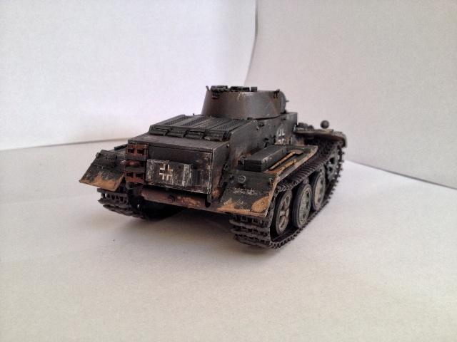 HOBBBY BOSS - Pz.Kpfw.I Ausf.F (Vk18.01)-Late 600737Panzer1fin1