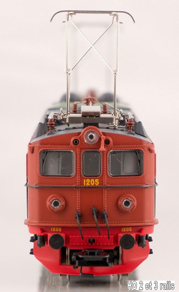Les machines D/Da/Dm/Dm3 (base 1C1) des chemins de fer suèdois (SJ) 601252MarklinSJ1205R2