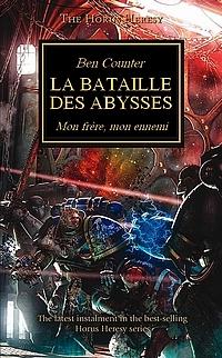 Programme des publications Black Library France de janvier à décembre 2012 601260Labatailledesabysses200