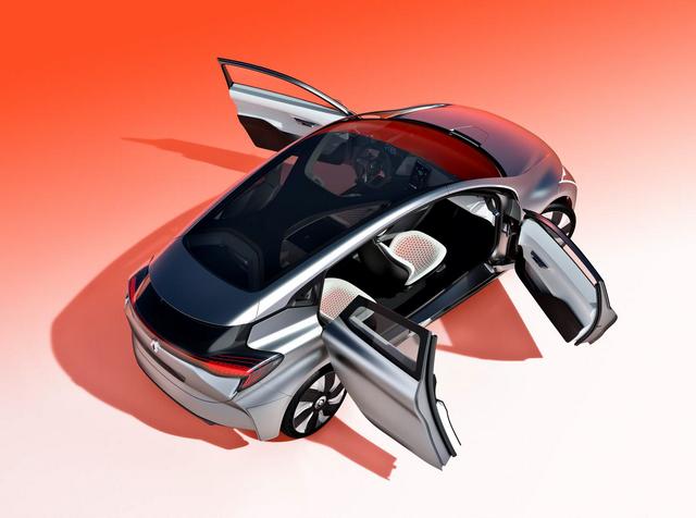 1l/100km : EOLAB, vitrine de l'innovation Renault pour l'environnement 601299EOLAB17