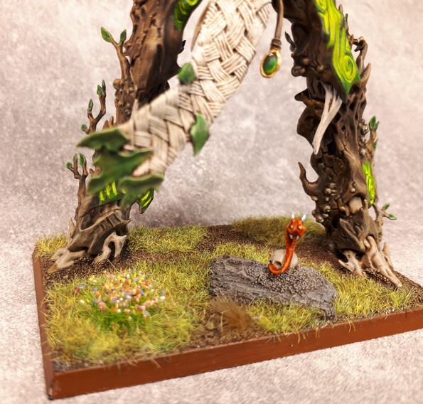 Armée Elfes sylvains - Tree Revenants 601368Treeman15