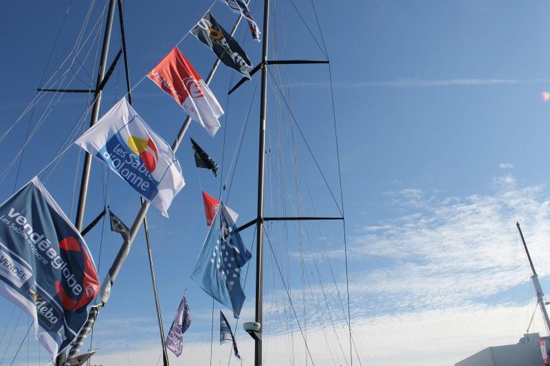 Visite du village et du ponton du Vendée Globe le 25/10/16 601772IMG4573