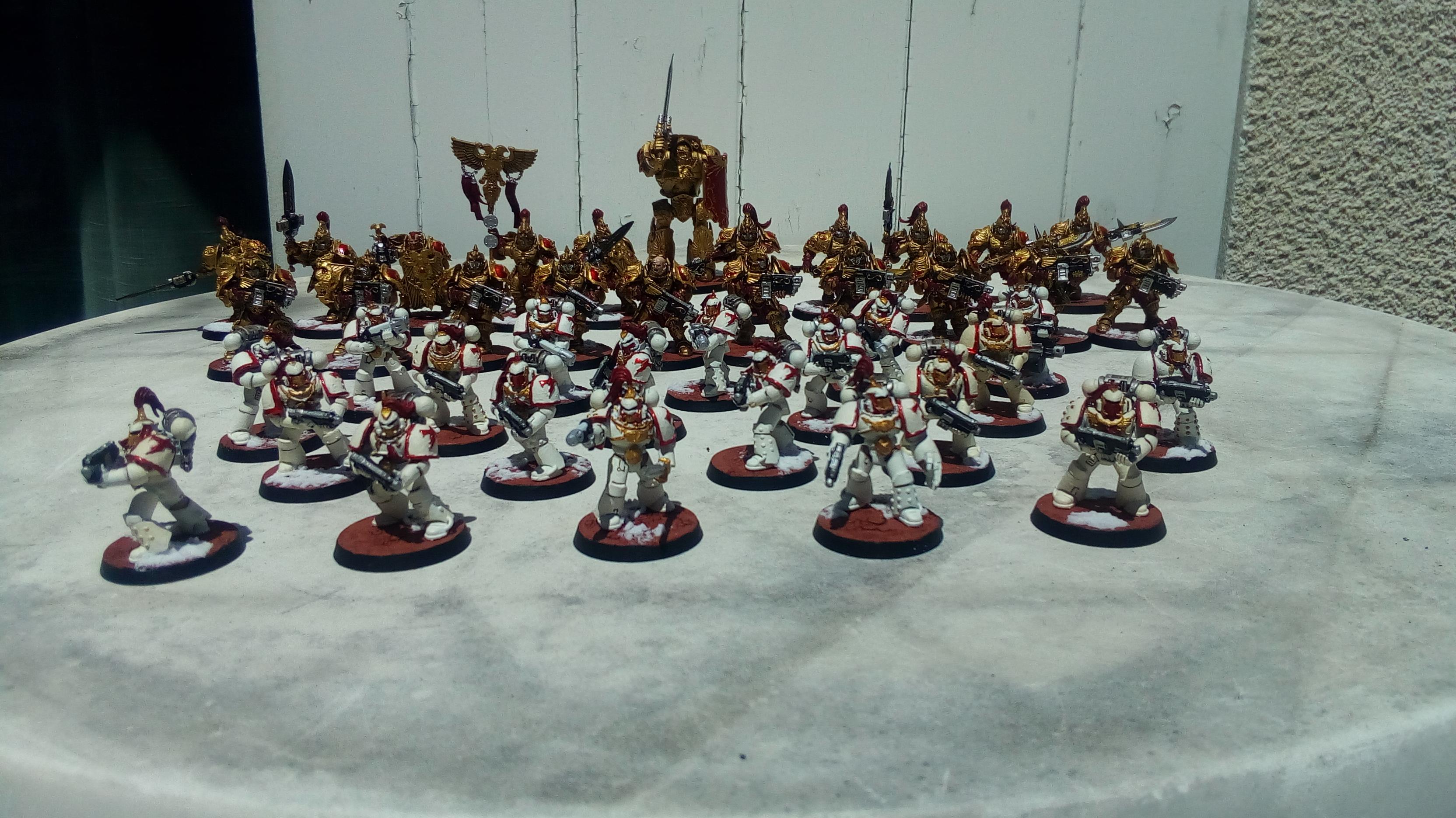 Les Armées de Nico. (Battle & 40K) 601927652