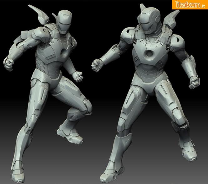 [Sideshow] Iron Man 3: Mark 42 - Maquette LANÇADO!!! - Página 3 6025116804