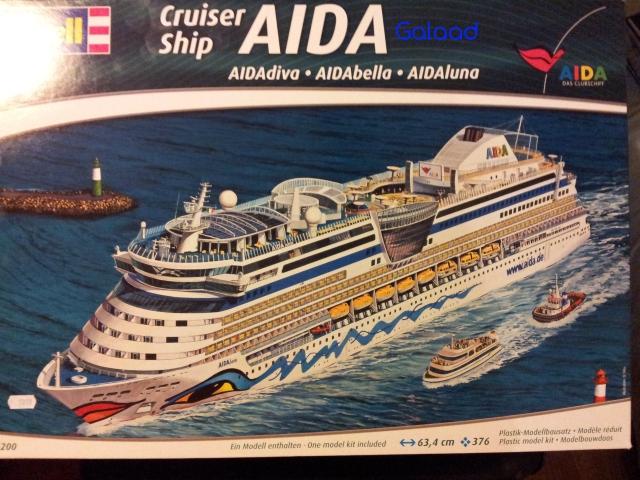 Paquebot de croisière AIDA 60298720120118195246