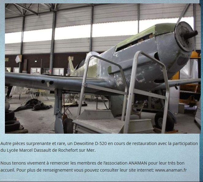 [ Les Musées en rapport avec la Marine ] Musée de l'Aeronautique Navale de Rochefort - Page 6 603769Capture7